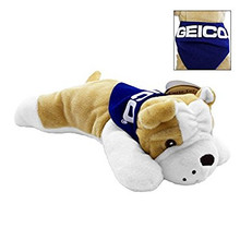 "Geico Bulldog 8"" Plush Stuffed Animal"