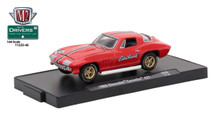 M2 Machines Auto-Drivers 1:64 R46 1966 Chevrolet Corvette 427 Edelbrock