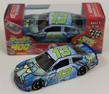 Casey Mears 2015 #13 Geico SpongeBob Squarepants Squidward Chevy SS 1:64