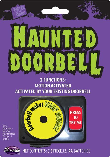 Haunted Doorbell