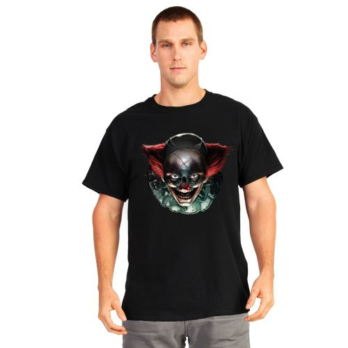 FREAKY CLOWN T-SHIRT LARGE