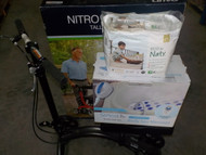 CLEARANCE: 1 Pallet #13797 - 15 units of Health & Beauty  from Amazon.ca - MSRP 3090$ - Returns