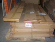 """CLEARANCE: 1 Pallet #13811 - 6 units of Luxor 72"""" X 40"""" Magnetic Whiteboard from Staples - MSRP 3600$ - Returns"""