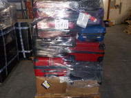 1 Pallet #13911 - 28 units of Luggage & Bags from Best Buy - MSRP 6609$ - Returns
