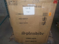 1 Pallet #13918 - 1 units of Westland WD2100XC White Vented Combo Washer/Dryer - MSRP 2473$ - Salvage