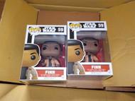 7 Box #13970 - 202 units of Star Wars Episode 7 Funko Pop - Finn from Amazon.ca - MSRP 1614$ - New