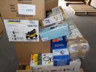 1 Pallet #13955 - 30 units of Lawn & Patio from Amazon.ca - MSRP 1955$ - Returns