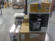 1 Oversized Pallet #10107 - 14 units of Printers & Scanners from Staples Canada - MSRP 5382$ - Salvage