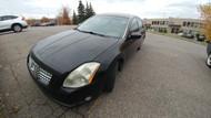 Lot #14165 - Nissan Maxima 2004 3.5L Black - Used