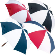 "Wholesale lot of (60) All-Weather 48"" Auto-Open Umbrella"