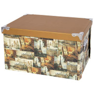Wholesale lot of (8) Wyndham House Medium Decorative Storage Box
