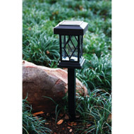 Wholesale lot of (12) Beam Lite 6PC Solar Light Set
