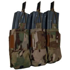 ATS Tactical Gear Triple Shingle 7.62 in Multicam