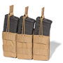 ATS Tactical Gear Slimline M4 Triple Shingle in Coyote Brown