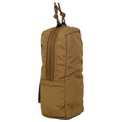 ATS Tactical Gear Slimline Upright GP Pouch in Coyote Brown