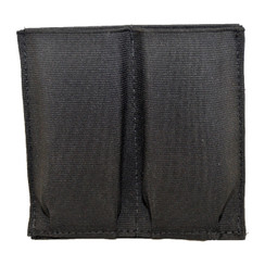 ATS Tactical Gear CAP Double Rifle Mag Shingle in Black