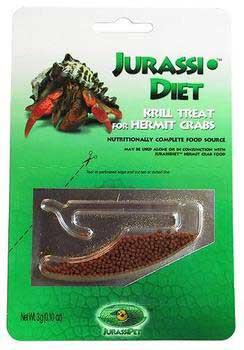 Jurassi Diet Hcrab Treat 3gm-86666