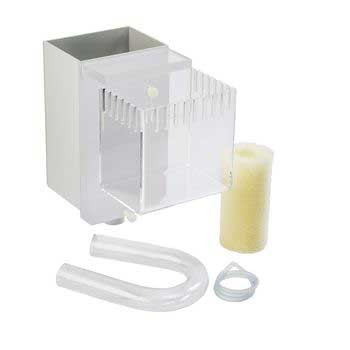 Aqueon Proflex Hand-on Overflow Box Up To 125 Gal {bin-B}