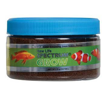 Spectrum Grow Formula .5 Mm. Sinking 50 Gm.