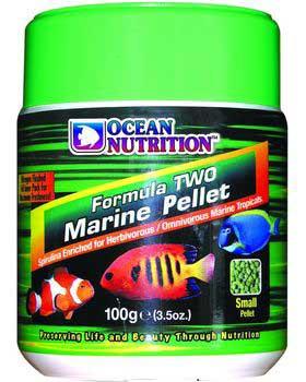 Ocean Nutrition Formula Two Marine Pellet Medium 3.5 Oz.