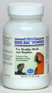 Pet Ag Bird Bene Bac 45 Oz-77629