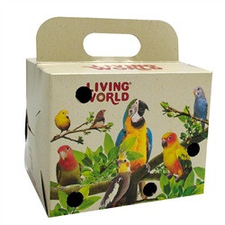 Lw Bird Carrying Box {requires 3-7 Days before shipping out}
