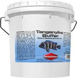 Seachem Tanganyika Buffer 4kl-74898 {bin-B}