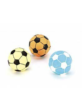 Spot Fiber Latex Soccer Ball-86050 {bin-1}