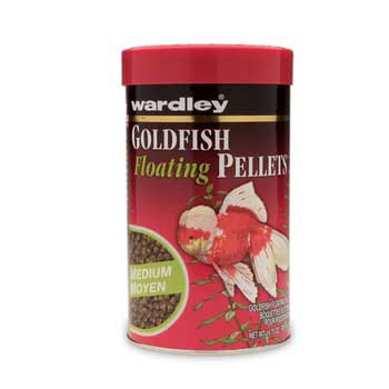Wardley Goldfish 10 Medium 1675oz Medium Floating -79358 {bin-1}