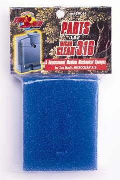 Zoo Med Medium Mechanical Sponge For Mc-20 {bin-B}