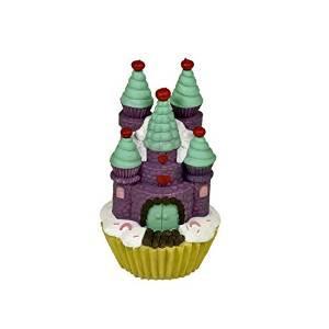 Blue Ribbon Exotic Environments Cupcake Castle Purple Small {bin-2}