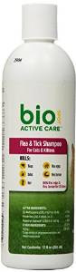 Bio Spot Active Care F&T Shampoo Cats Kittens 12/12OZ