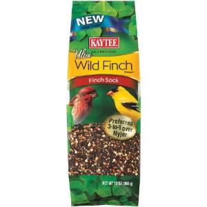 Kaytee Ultra Wild Finch Blend Sock 13oz