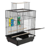 Kaytee Parakeet Treat Play-n-lear Bird Cage