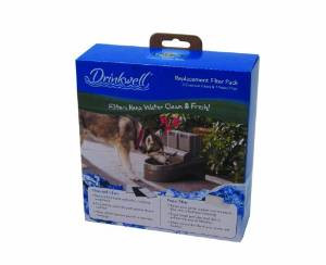 Drinkwell Fountain Replacement Filers 3pk