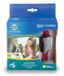 Pet Safe Deluxe Bark Control