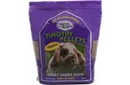 Sweet Meadow All Timothy Rabbit Pellets 20lb {bin-2}
