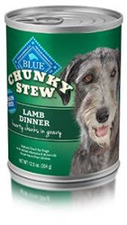 Blue Buffalo Blu Stw Chnk Lmb 12/12.5z {bin-1X}