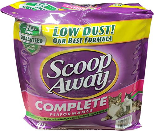 Everclean Scoop Away Complete Performance 42 Lb. {bin-1X}