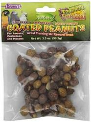 Tropiclean Carn Nat Coatd Pnut 3.5z {bin-1}
