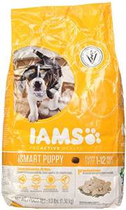 Iams Orig Pup 3.3 Lbs Case of 5