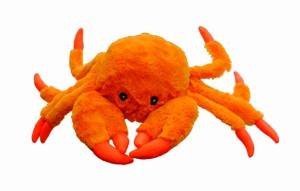 Jolly Pets Small Tug-a-mal Crab {bin-1}