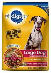 Pedigree Lg Brd Orig Dog 17 Lbs {bin-1}