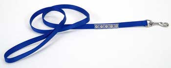 Coastal Nylon Jewel Lead 3/8inx4ft Blue-81683