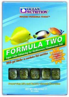 Ocean Nutrition Frzn Form 2 Cube 2 lb  SD-5