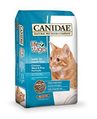 Canidae Lfstg Ckn/rc Cat 8# Case of 6 {bin-1X}