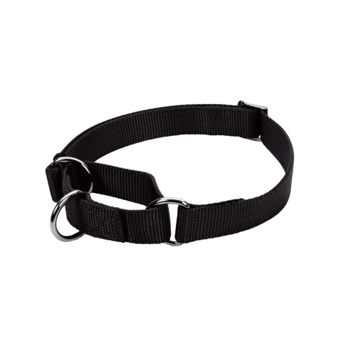 Coastal Nylon No Slip Collarlg Black-81880