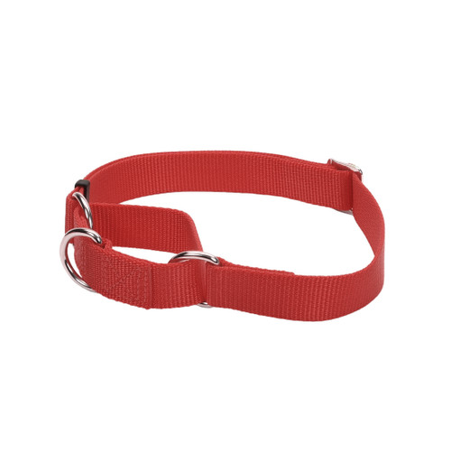 Coastal Nylon No Slip Collarlg Red-81881