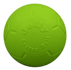 """Jolly Grn Apl 8"""" Soccer Ball"""
