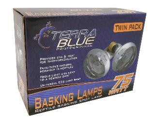 Tb 75wt Basking Spot Lmp 2pck {bin-1}